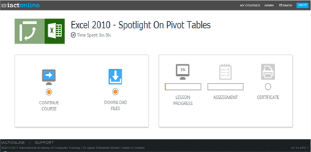 Excel 2010 Spotlight on Pivot Tables - Intro