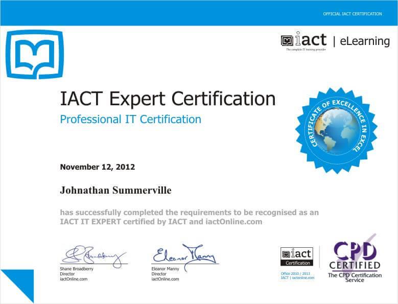 IACT_Expert