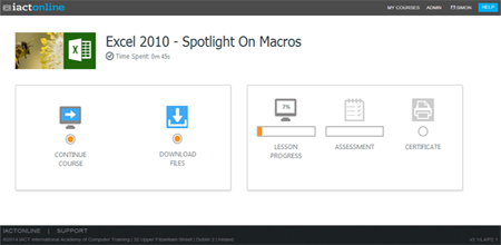 Excel 2010 Spotlight on Macros - Intro
